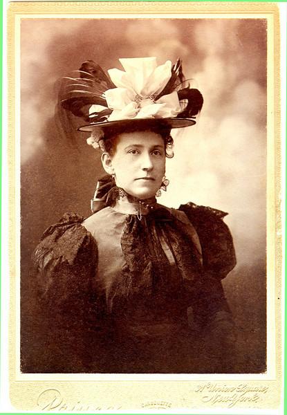 Mary McAllister Heysinger