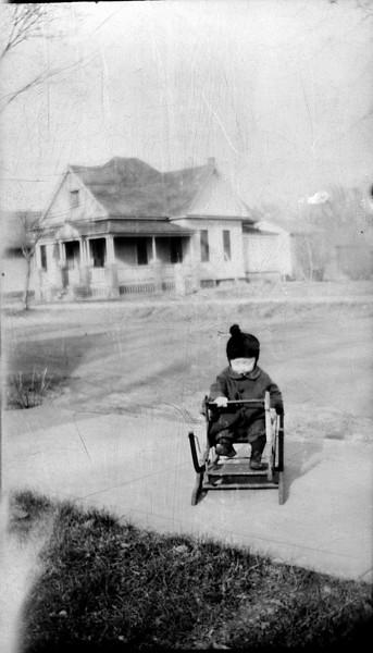 Jack Heysinger abt 1923