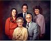 1981 - Leimert Family  - Jan - Dorothy - John - Jack - Debbie