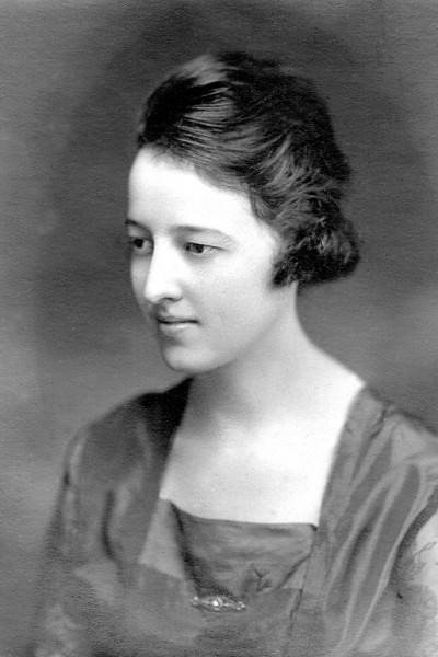 Ada Adelia Marie (Hall) Heysinger Wedding picture, 1920