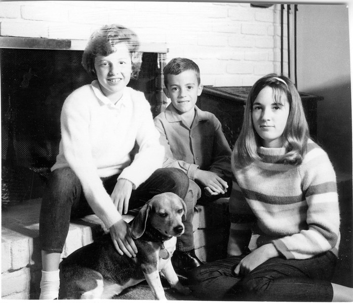 1963 guess Jan Debbie John Leimert 1