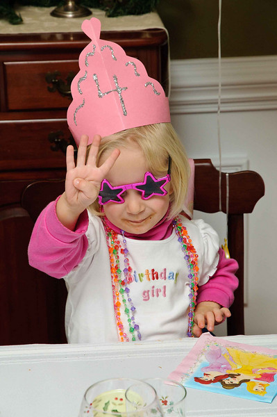 Kaitlyn's 4th Birthday