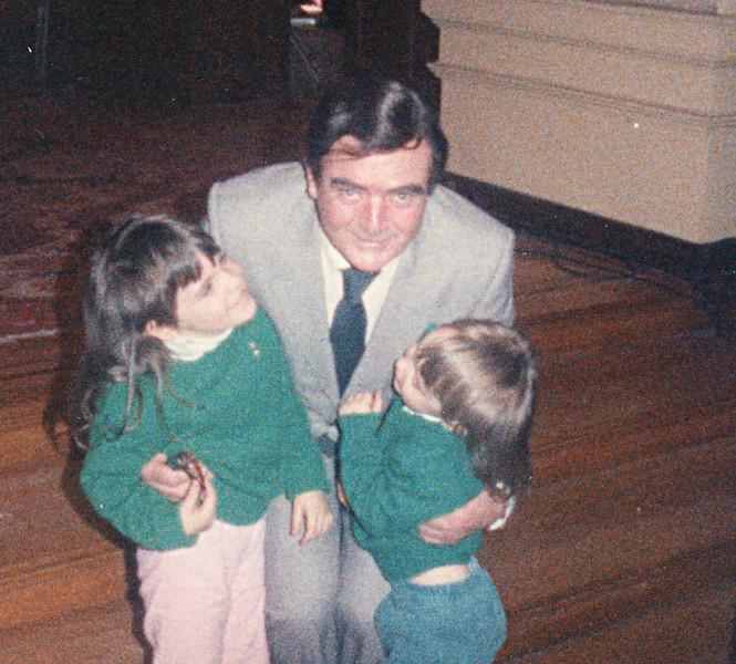 1988 Kerrie & Katie & Louis Browne