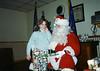 Kerrie & Santa