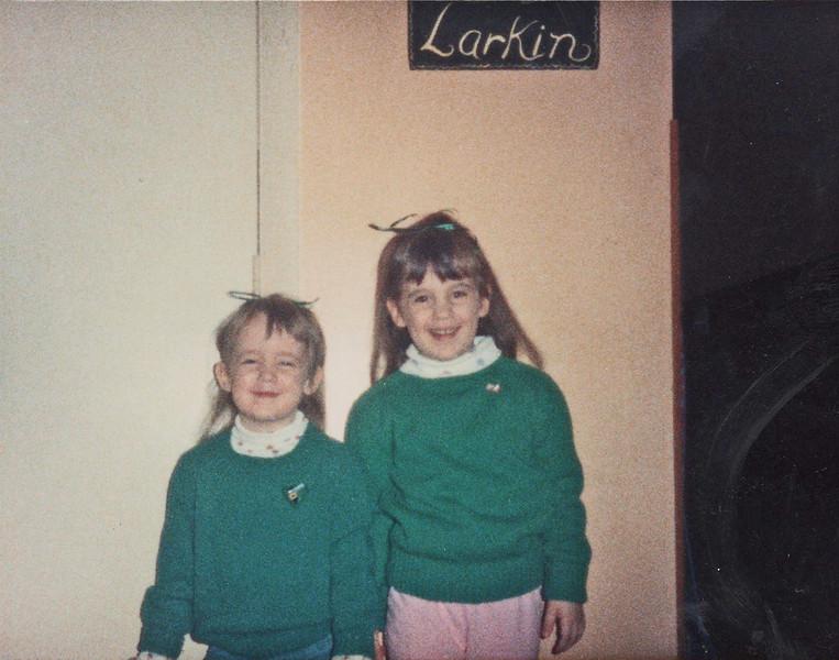 1988 Katie & Kerrie