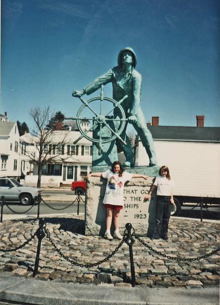 1996 Kerrie & Katie in Gloucester
