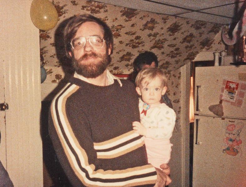 1986 Jim & Katie