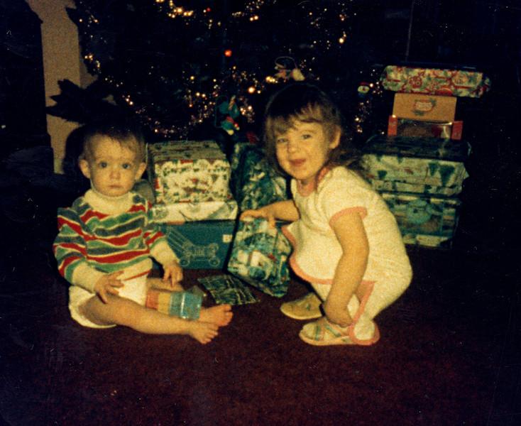 1986 Katie & Kerrie