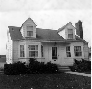 Moved into this house around 1944