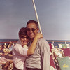 Bess and Joe on Cruise