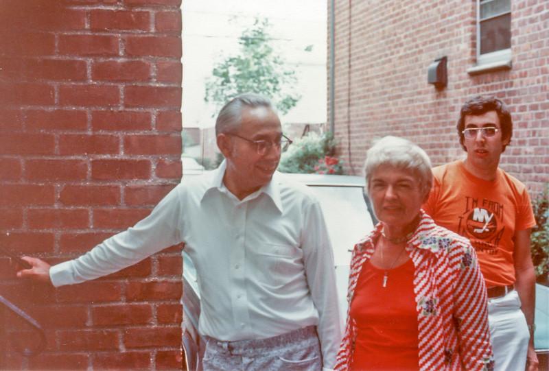 Joe, Flossie, Bob