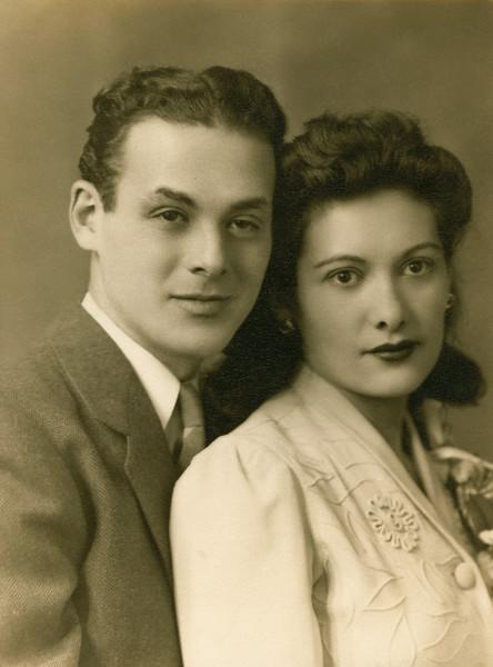 Joe and Fay Rosenstein