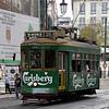 Trolley in Lisbon