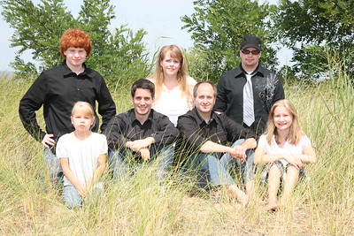Bob and Angie's Family