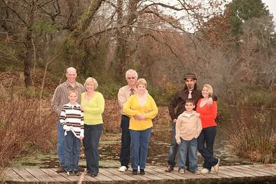 Brian & Emily + Family