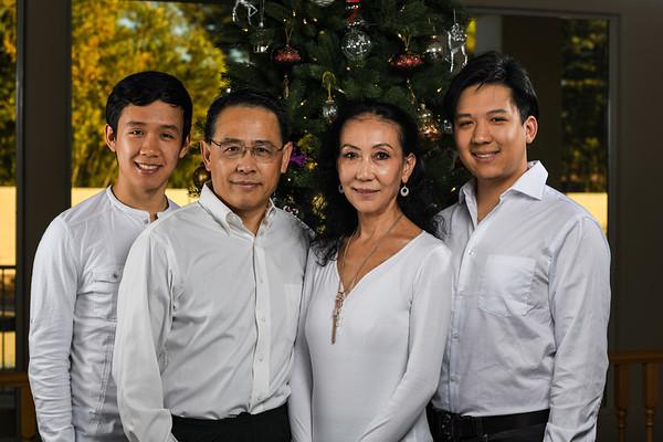 Family Portrait - Dec 2017