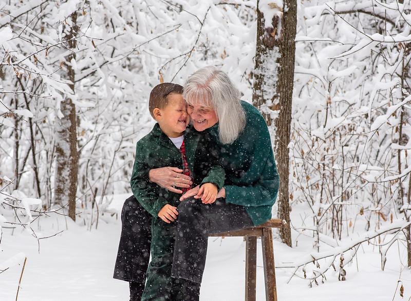 Deutsch, Angela Extended Family (8)