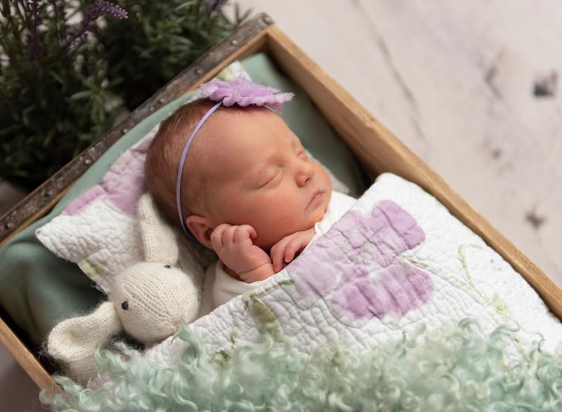 Johnson, Cora Jean Newborn (142)