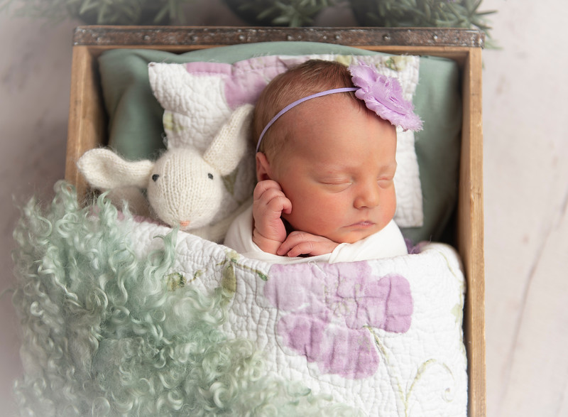 Johnson, Cora Jean Newborn (145)