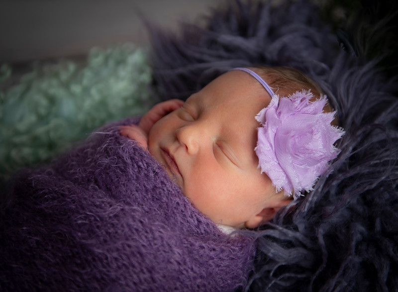 Johnson, Cora Jean Newborn (108)