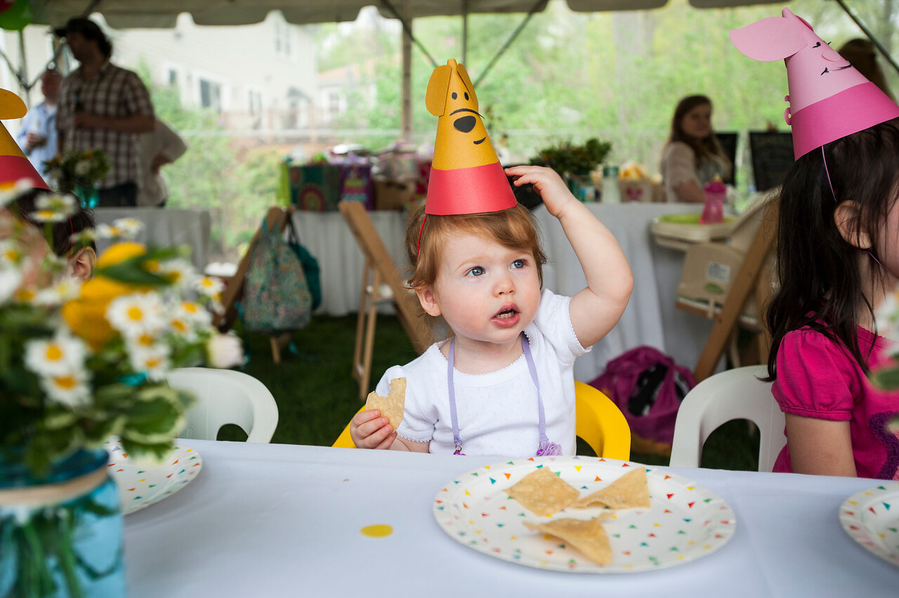 Sienna Second Birthday