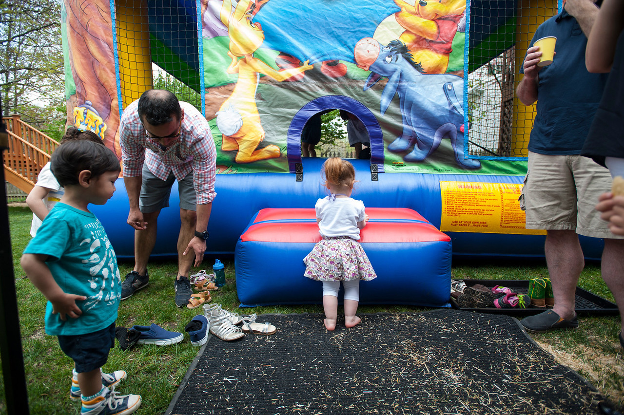 Sienna Second Birthday