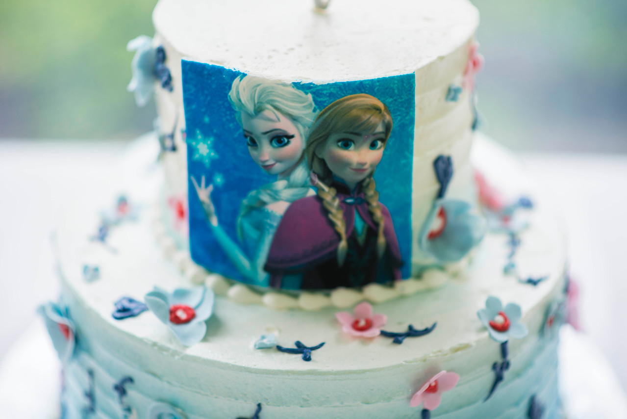 Sienna Wren Birthday