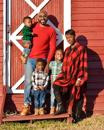 The Crutchfield Family 2016