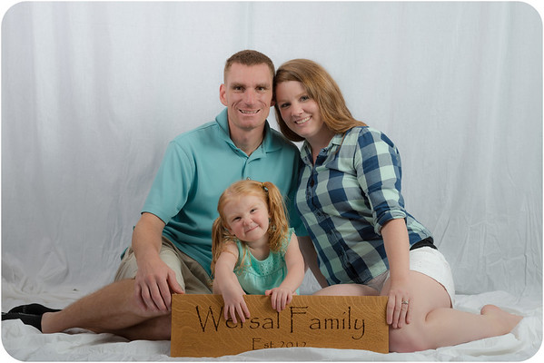 Wersal Family Photos
