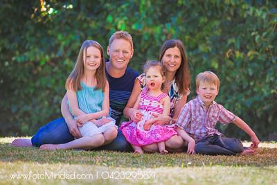 Brett Anslow Family