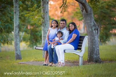 Mahesh - Veena Family