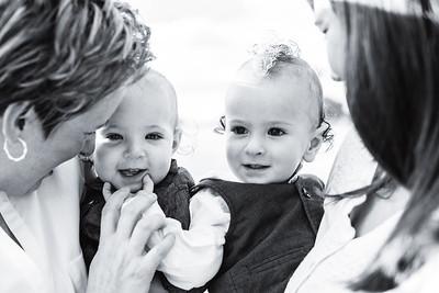 Stacey & Tarah Family