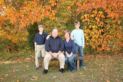 The Kerrigan's plus Family