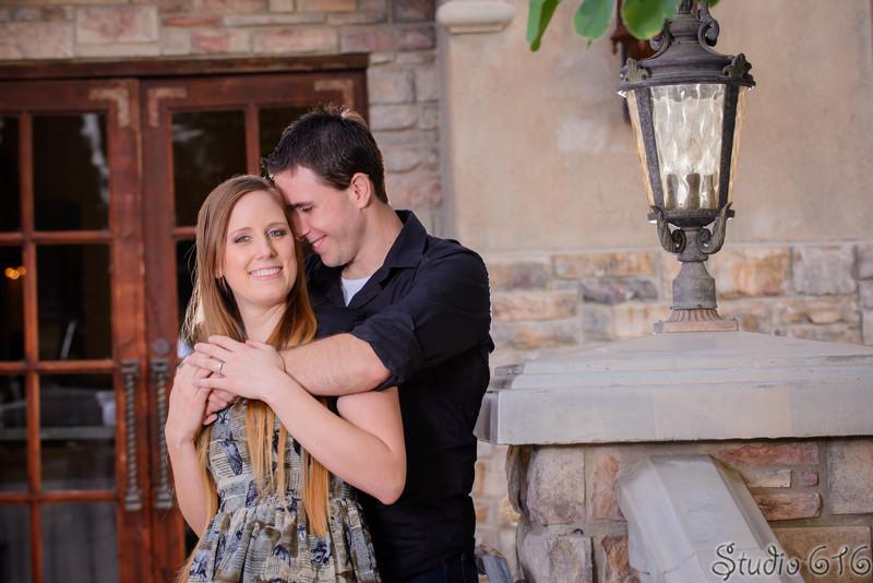 Lindsay & Michael Engagement - Studio 616 Wedding Photography