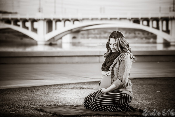 Monica's Maternity Photography - Phoenix AZ