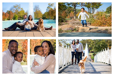 Family Portraits Sample