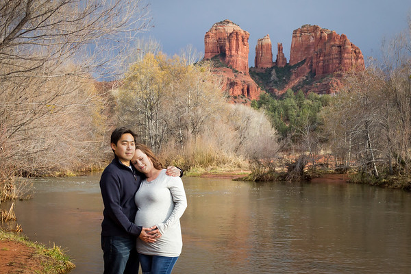 Christina & Will's Maternity Photos