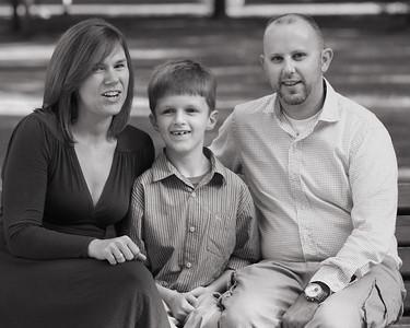 Aaron, Dianne & Michael 2008