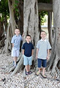 Wonderful Family Photo Session at Anna Maria Island, FL