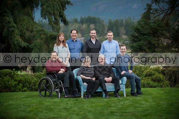 Bank Family Portrait
