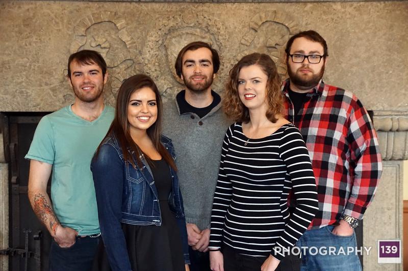 Bennett Family Photo Shoot - 2017