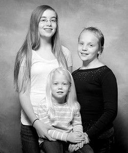Brandy's Family Portraits
