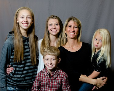 Brandy and Family Portrait Session