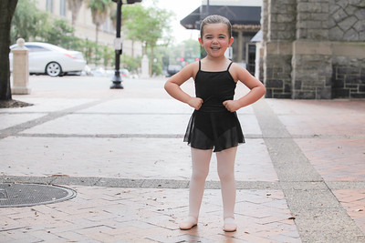 Brooklyn the Ballerina