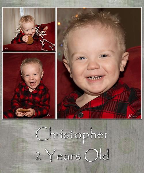 Christopher 20x24