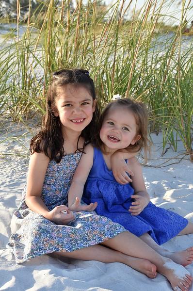 Beach Family Photo Session
