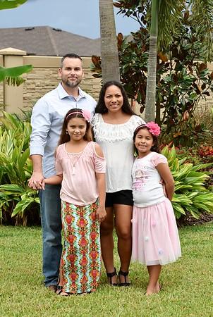 Beautiful Family Photo Session