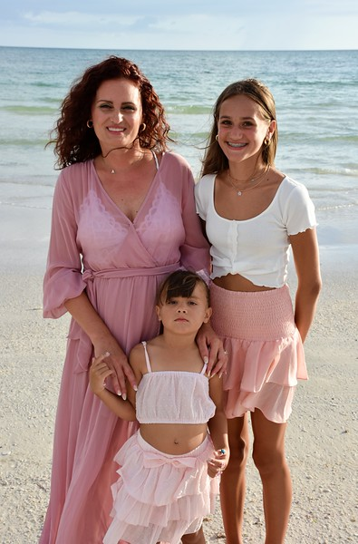 Beach Family Pictures