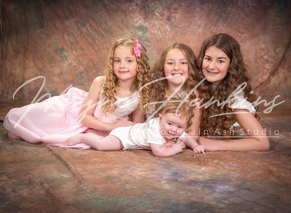 Evans family 18-05-19