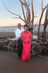 Chichi's Pregnancy, Little Talbot Island